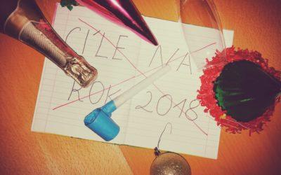 Cíleně bezcílně. Už plníte svá novoroční předsevzetí?